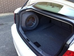 "BMW - E90 2006-2011 10"" or 12""  Magic Box 4 DR SEDAN SUB BOX SUBWOOFER ENCLOSURE 325i 325 330 335 335i 335xi"