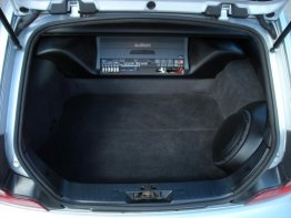 "BMW Z3 M COUPE 99-2002 10"" Magic Box SUB BOX SUBWOOFER ENCLOSURE"
