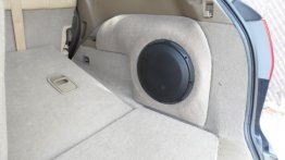 Acura - MDX 2007 - 2013 SUB BOX SUBWOOFER ENCLOSURE STEALTH LOOK