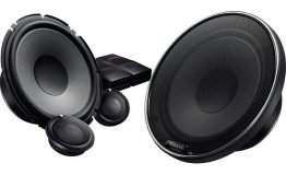 "XR-1800P EXCELON 7"" Custom fit Component speaker system GM CHRYSLER DODGE Toyota ADAPTER INCLUDED"