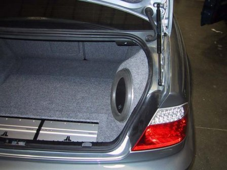 "BMW - E46 10"" or 12""  Magic Box 2 DR COUPE SUB BOX SUBWOOFER ENCLOSURE"