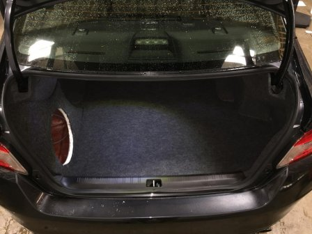 Subaru WRX Sti Impreza  - 2015+ Fiberglass subwoofer Enclosure stealth sub box Custom MagicBox Magic Box.