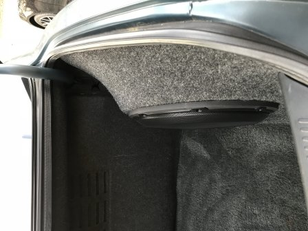 LEXUS - SC300 SC400 MAGIC BOX SUB BOX SUBWOOFER ENCLOSURE CUSTOM FIBERGLASS