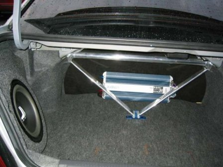 Subaru - 02-07 Impreza/WRX/Sti 1X10 or 1X12 Sub box Subwoofer enclosure